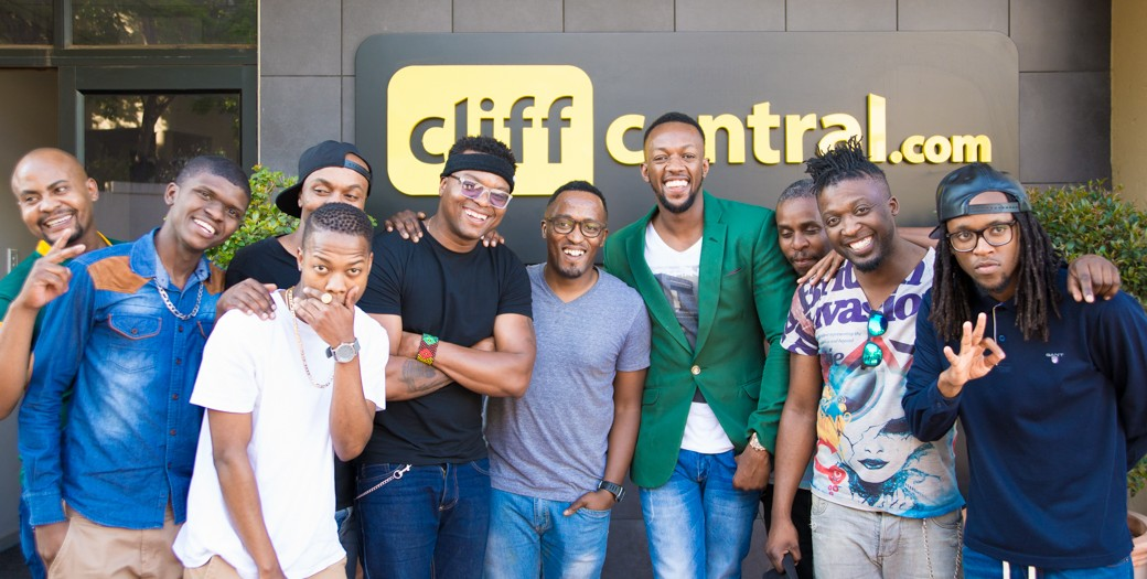 Oneal on CliffCentral - #VuzuHustle