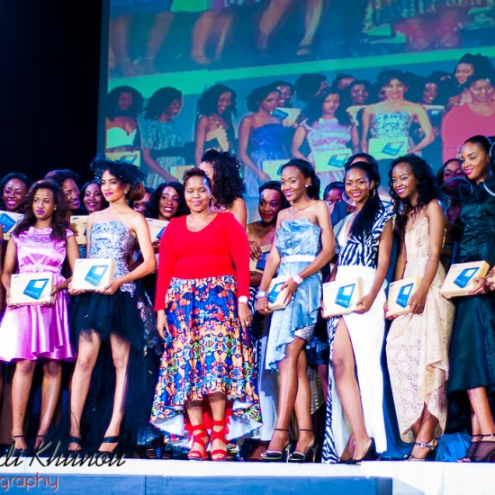 Miss Botswana Fashion Show 2015